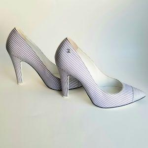 Authentic & Wonderful CHANEL Heels.